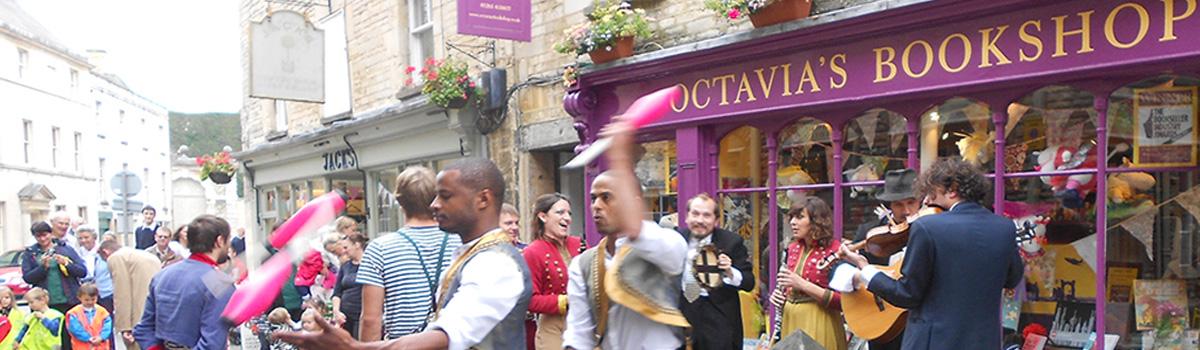 Octavias Bookshop